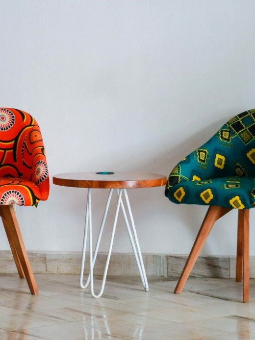Colorful chairs: gender diversity in tech