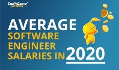 Average Software Engineer Salaries In 2020: The Top Paying Countries