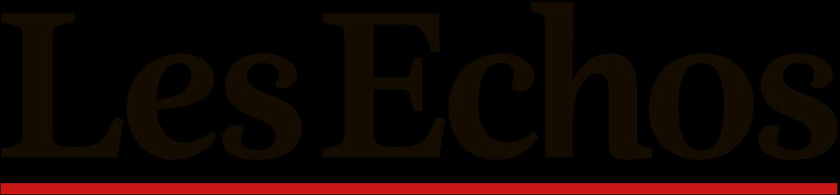 Le logo des Echos