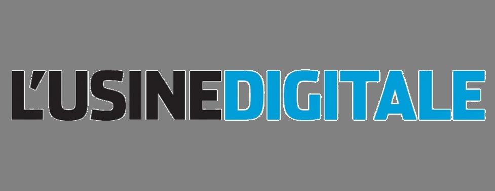 Logo L'Usine Digitale