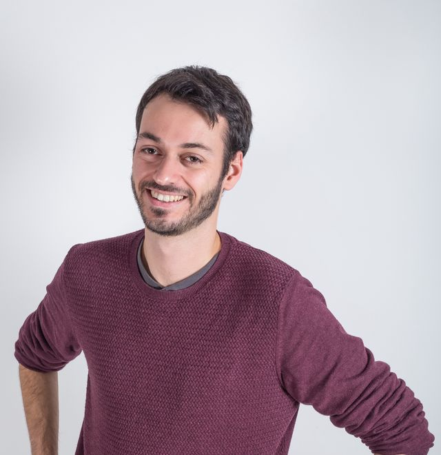 Romain Vigo Benia