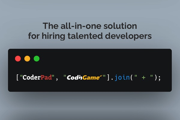 CoderPad and CodinGame are merging